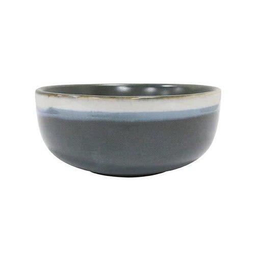 HK Living Ceramic 70´s Bowl medium : camouflage