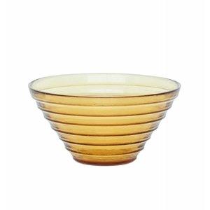 Urban Nature Culture Vintage eigeel glazen bowl Ø 12,5 cm