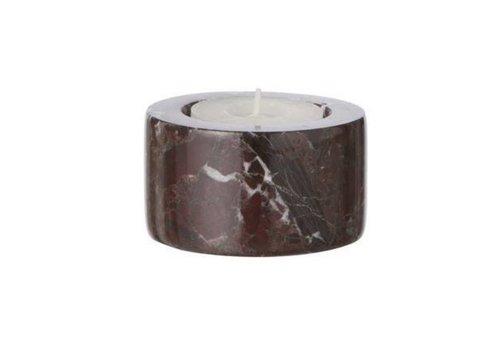 Ferm Living Marble candleholder theelichthouder