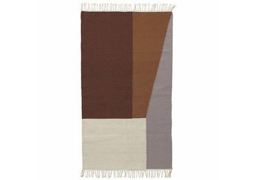 Ferm Living Kelim tapijt