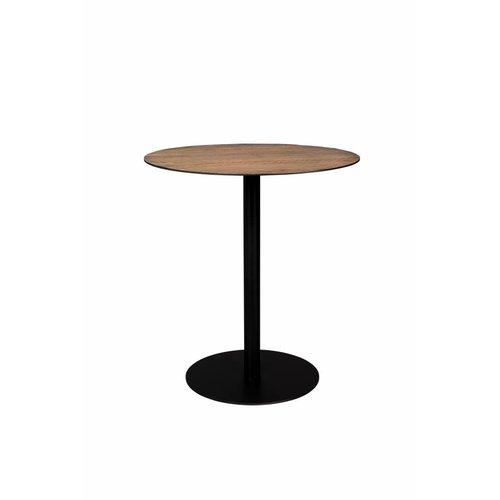 Dutchbone Braza ronde tafel - hoog