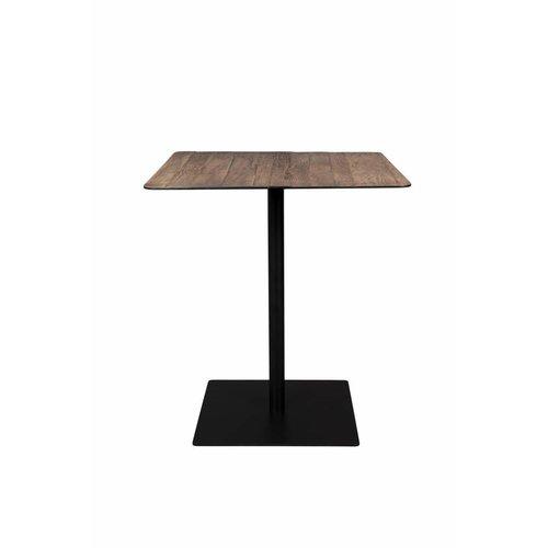 Dutchbone Braza vierkante tafel - hoog