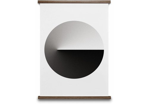 Paper Collective EO shapes 01 70x100cm poster