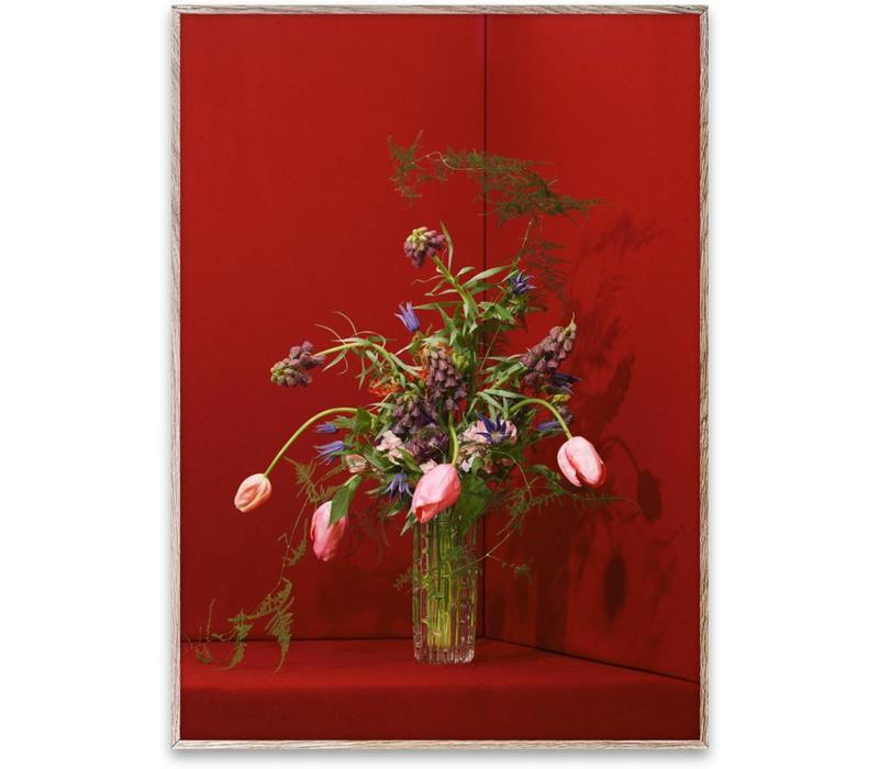 Blomst 03 30x40cm poster