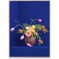 Blomst 01 poster 30x40