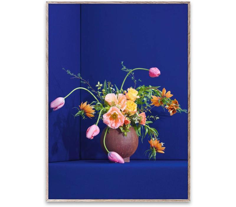 Blomst 01 30x40cm poster