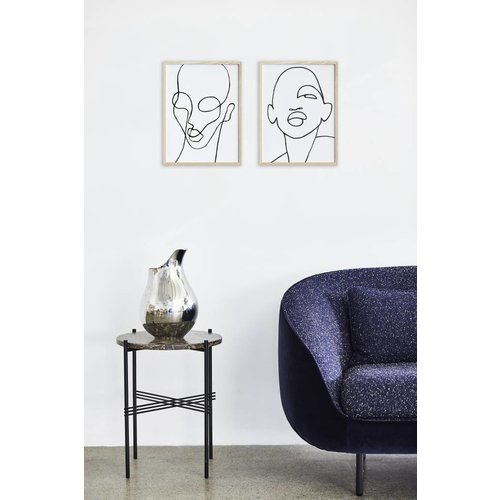 Paper Collective Faberge 50x70cm poster