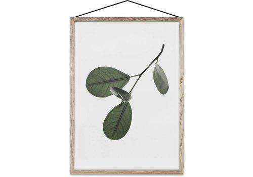 Paper Collective Floating Leaves 04 zonder kader A4
