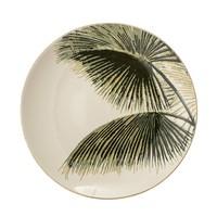 Aruba bord, keramiek, groen Ø20 cm