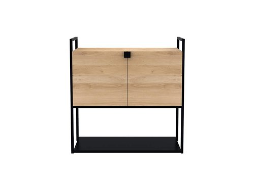 Ethnicraft Oak Cell unit kast h95cm