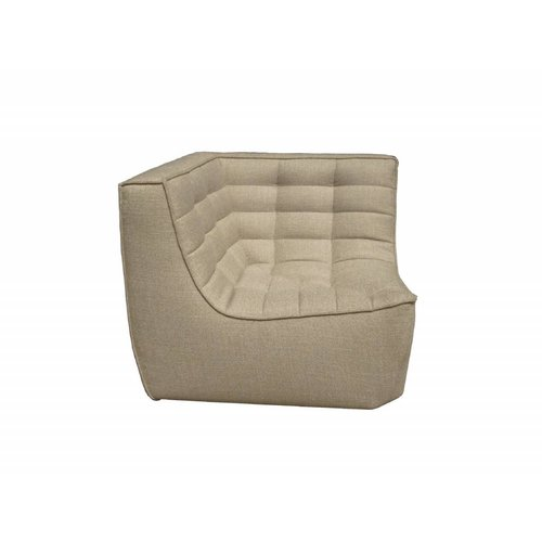 Ethnicraft N701 Sofa hoekelement