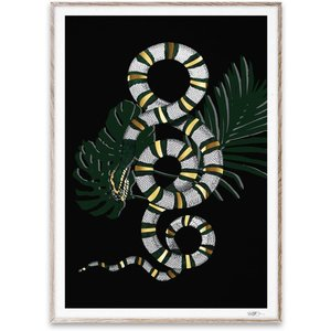Paper Collective Snake 50x70cm poster