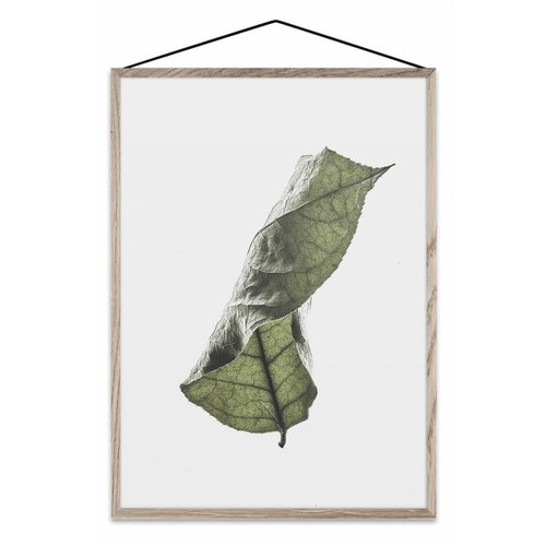 Paper Collective Floating Leaves 04 poster A5