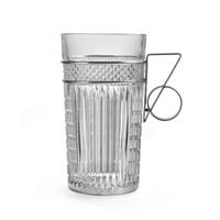 Radiant Cooler glas metalen handvat - set van 2