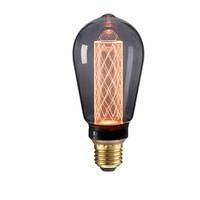 Ledlamp Circus Zwart 2.5W - 60lm