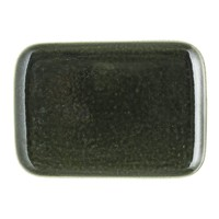 Joëlle dienblad, groen, keramiek