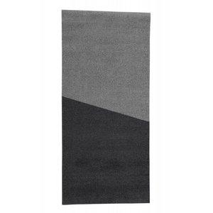 Mette Ditmer Duet all-round mat grijs 70 x 150