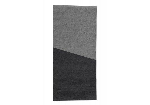 Mette Ditmer All-round mat Duet grijs 70x150cm