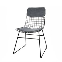 Comfort kit voor metalen draadstoel