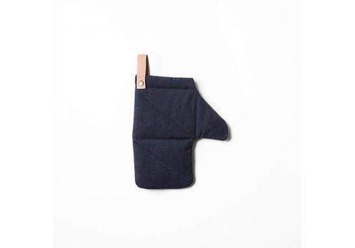 Ferm Living Canvas ovenwant Blauw