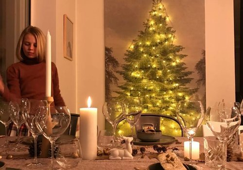 Picture perfect kersttafel