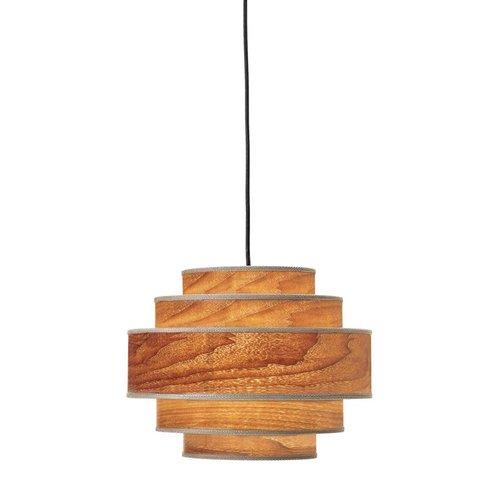 Bloomingville Walnoot hanglamp