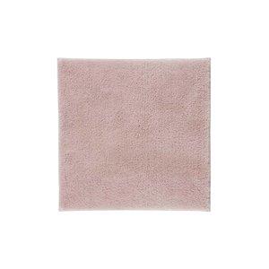 Aquanova Thor badmat 60x60 cm stoffig roze