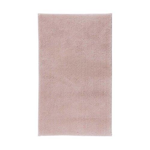 Aquanova Thor badmat 70x120 cm stoffig roze