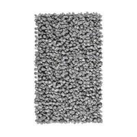 Rocca badmat zilvergrijs 60x100 cm