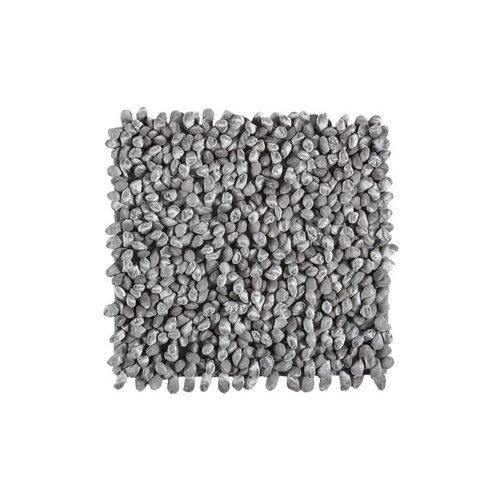 Aquanova Rocca badmat zilvergrijs 60x60 cm