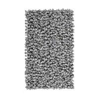 Rocca badmat zilvergrijs 70x120 cm