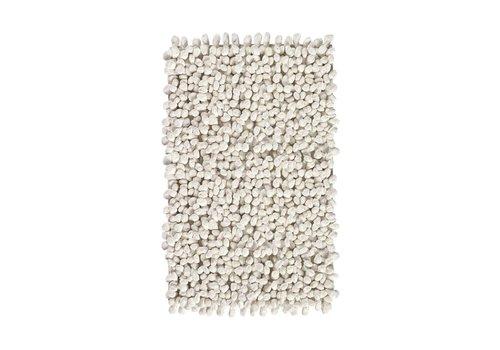 Aquanova Rocca badmat 70x120 cm ivoor