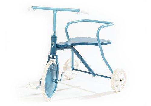 Metafox Foxrider driewieler Blauw