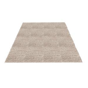 Bolia Braid tapijt  lichtgrijs 250 x 350
