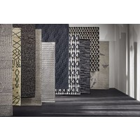 Braid tapijt  lichtgrijs 250 x 350 cm