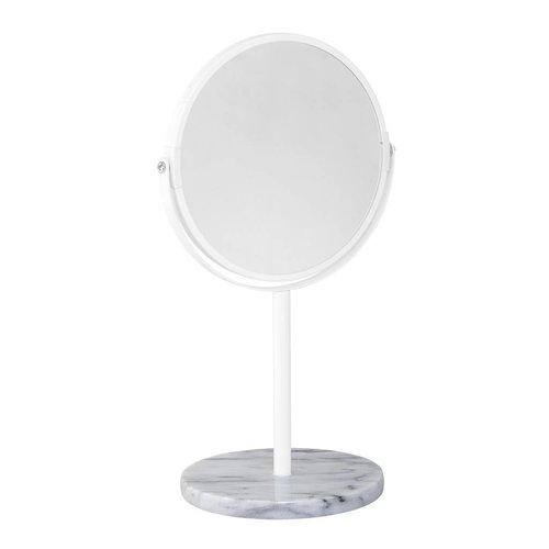 Bloomingville Make-up spiegel wit marmer