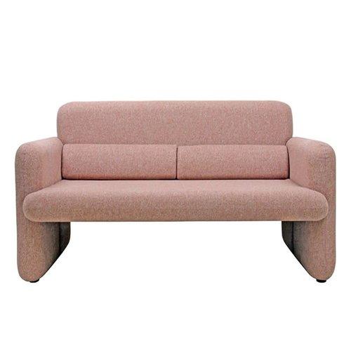 HK Living Studio sofa koraalrood