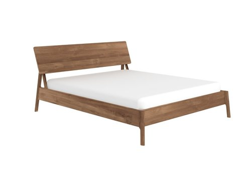 Ethnicraft Air bed - teak 200 x 232 x 96 cm