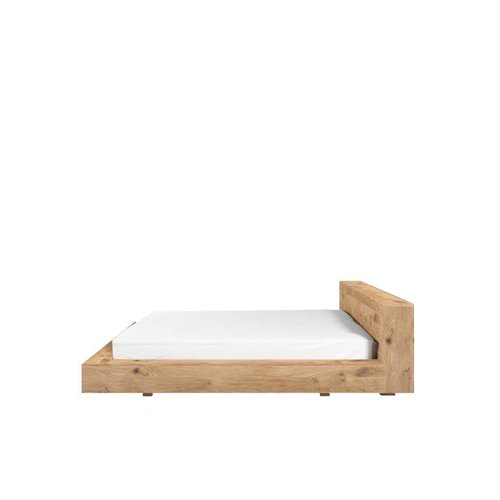 Ethnicraft Madra bed - eik matras 160 cm