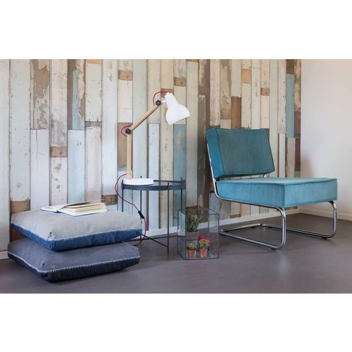 Zuiver Ridge Rib lounge stoel