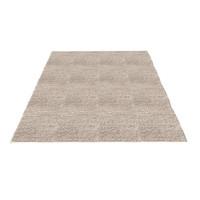 Braid tapijt  lichtgrijs 140 x 200