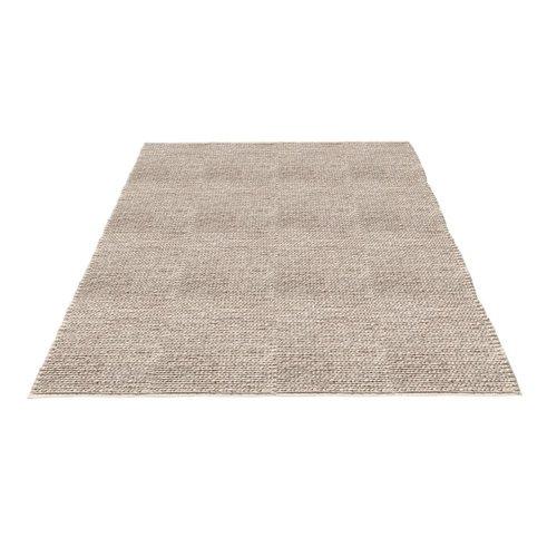 Bolia Braid tapijt  lichtgrijs 140 x 200