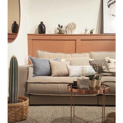 Bolia Braid tapijt  lichtgrijs 170 x 240