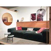 Braid tapijt  lichtgrijs 170 x 240 cm