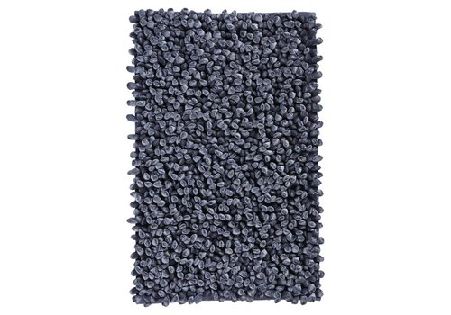 Aquanova Rocca badmat 60x100 cm steenblauw