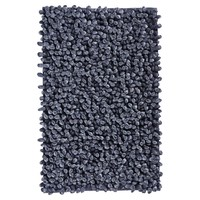 Rocca badmat 70x120 cm steenblauw