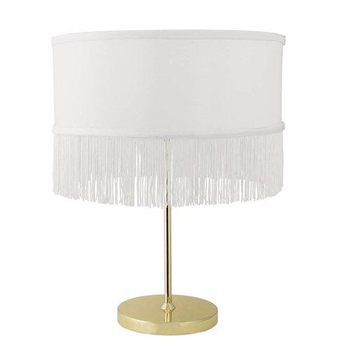 Bloomingville Tafellamp goud