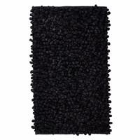 Rocca badmat 60x100 cm zwart