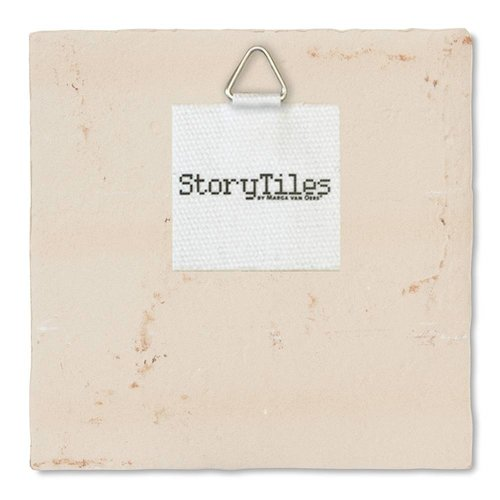 StoryTiles tegel Springtime Small 10x10 cm