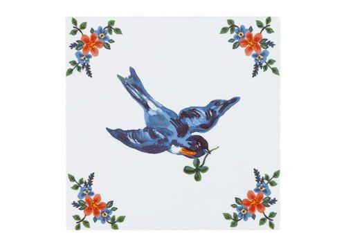 "StoryTiles Tegel ""Geluksvogel"" (Small 10x10 cm)"